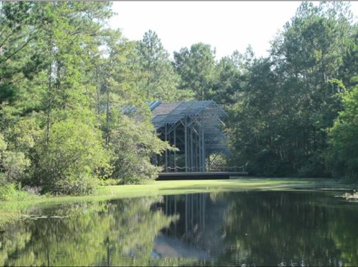 7) The Crosby Arboretum