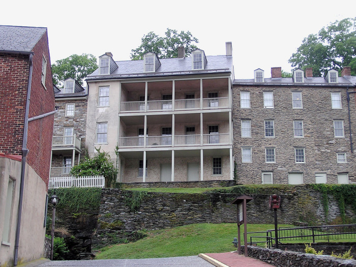 8 Ghost Stories From Harpers Ferry