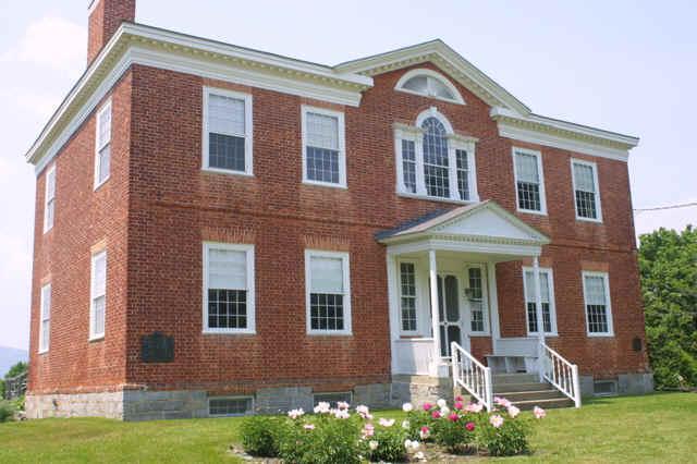 2.  DAR John Strong Mansion Museum, Addison