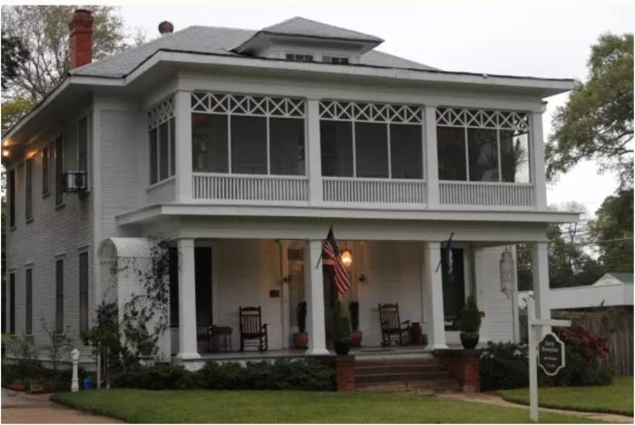 3. Davis Homeplace, 804 Wilkinson St., Shreveport, LA