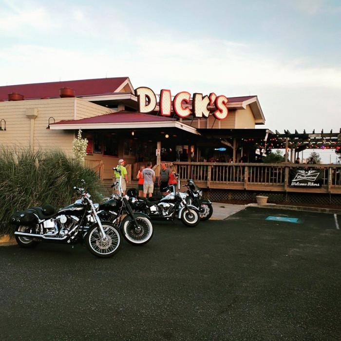 8. Dick's Last Resort - 4700 Highway 17 S, Myrtle Beach SC