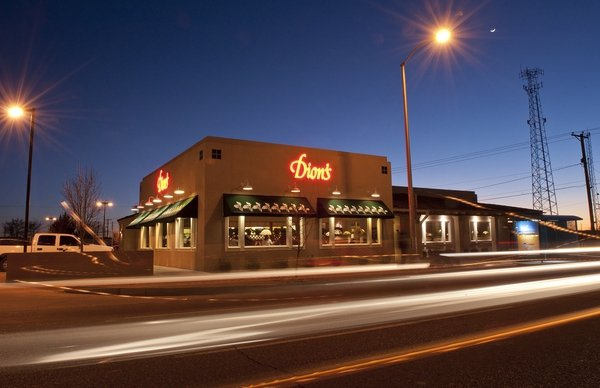 13. Dion's, multiple locations