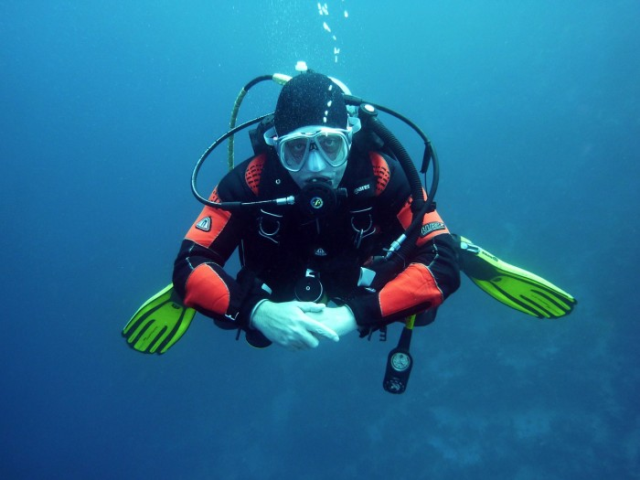 14. Take a class at one of Delaware's dive shops, from Wilmington to the beaches, and learn how to SCUBA dive (and then travel to warmer waters to do so).