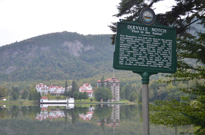 4. Dixville Notch