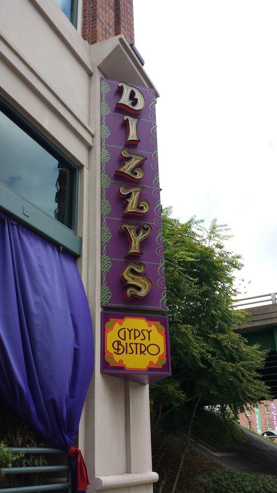 2. Dizzy's Gypsy Bistro