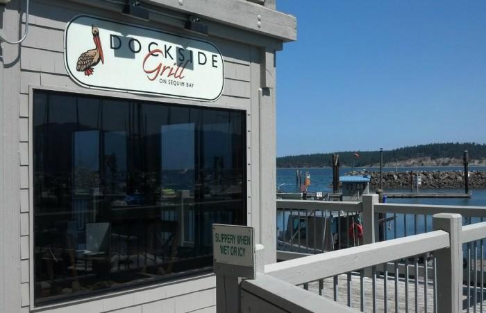 12. Dockside Grill, Sequim