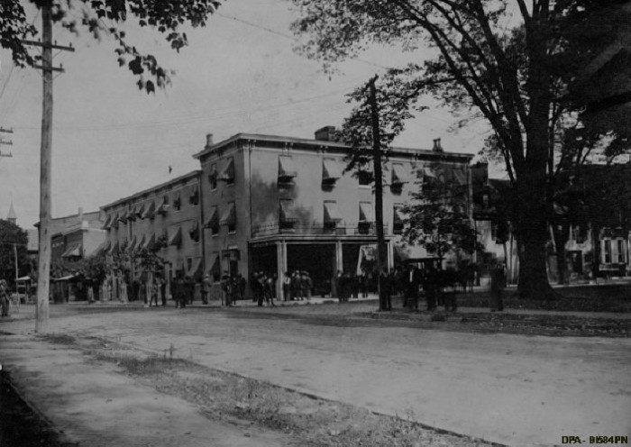 2. The Capitol Hotel in downtown Dover