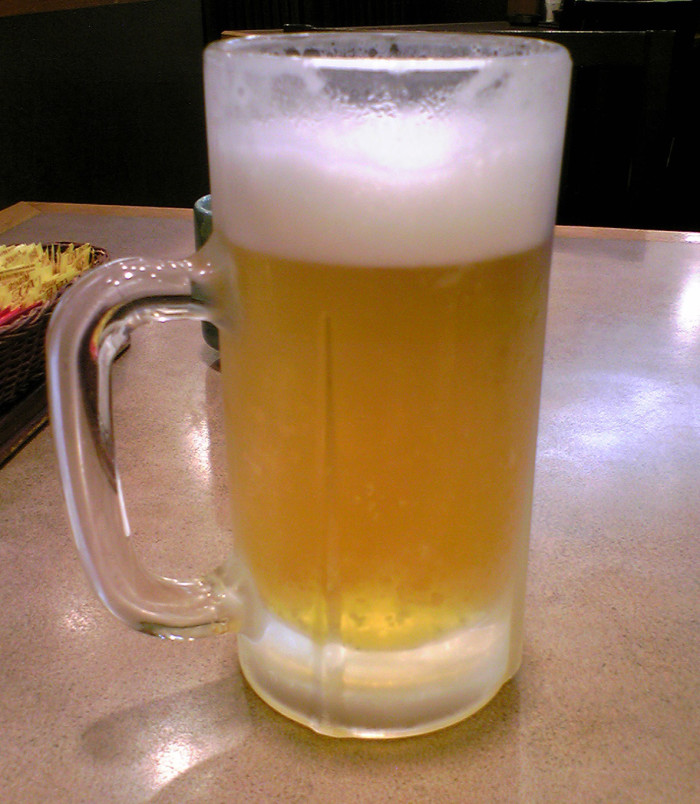2. They like draft beer, but it doesn't have to be craft beer...
