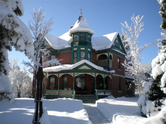 7. The Lehrkind Mansion, Bozeman