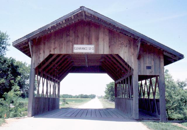 2. Duane E. Carman Memorial Bridge, Cook