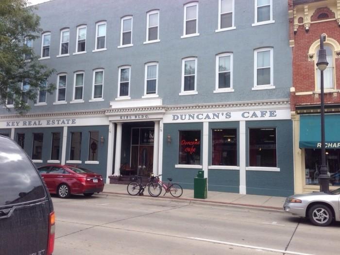 6. Duncan's Cafe, Council Bluffs