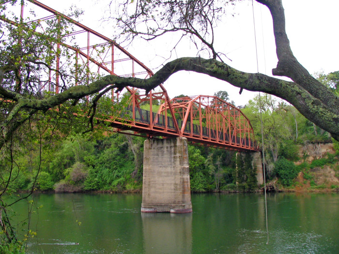 7. Fair Oaks Bridge - Fair Oaks