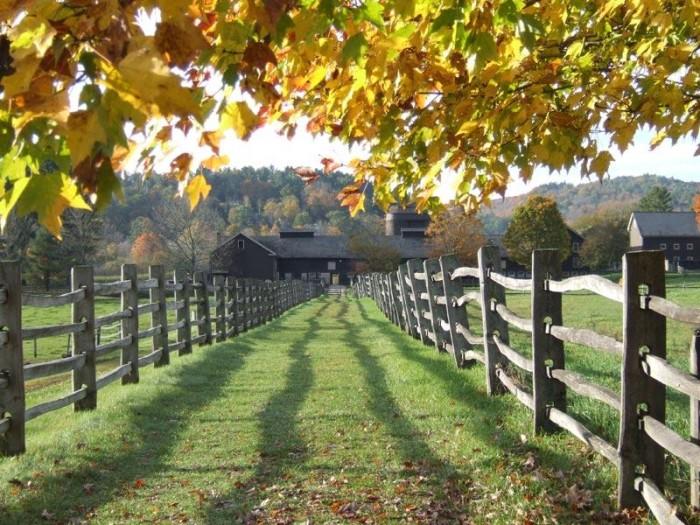13.  Billings Farm and Museum, Woodstock