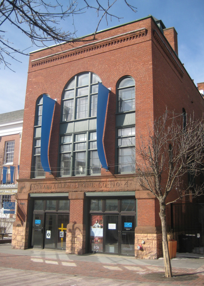 Burlington City Arts Center.