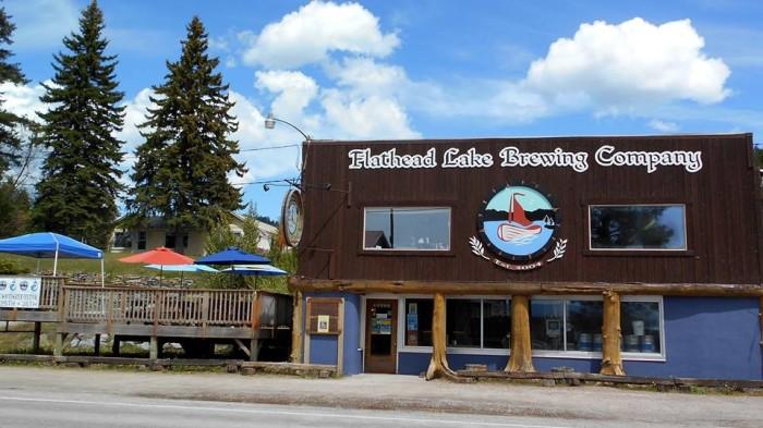 5. Flathead Lake Brewing Company - Bigfork Brewery