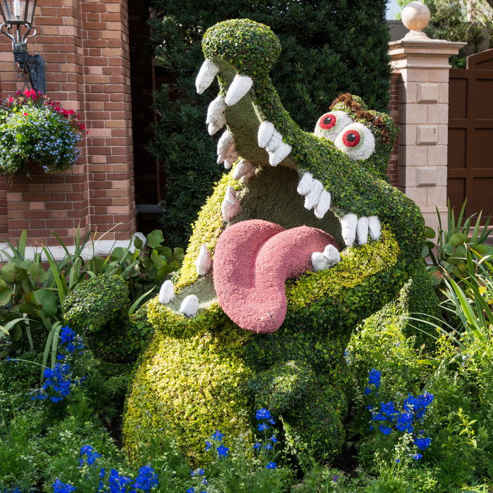 FROM GREENVILLETake these cheap flights to get away for a few days...1. Head to ORLANDO to check out the Annual Epcot Flower and Garden Festival going on now through May 30th at Disney World.