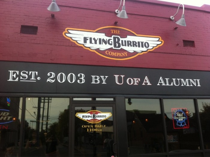 9. Flying Burrito Company