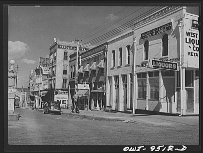3. Garrison Avenue, Fort Smith, 1942