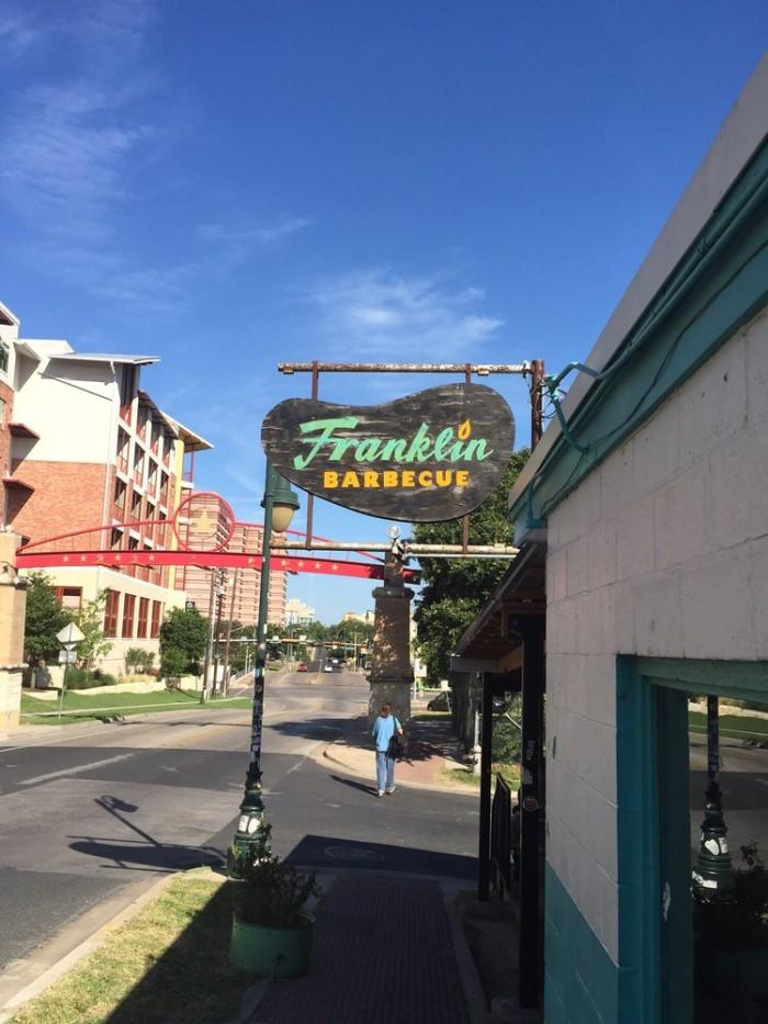 5. Franklin Barbecue (Austin)