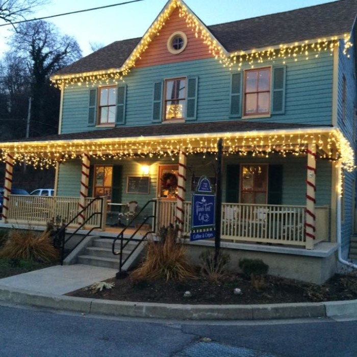 11. The French Twist Cafe, Sykesville