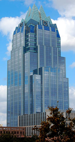 6. Frost Bank Tower (Austin)