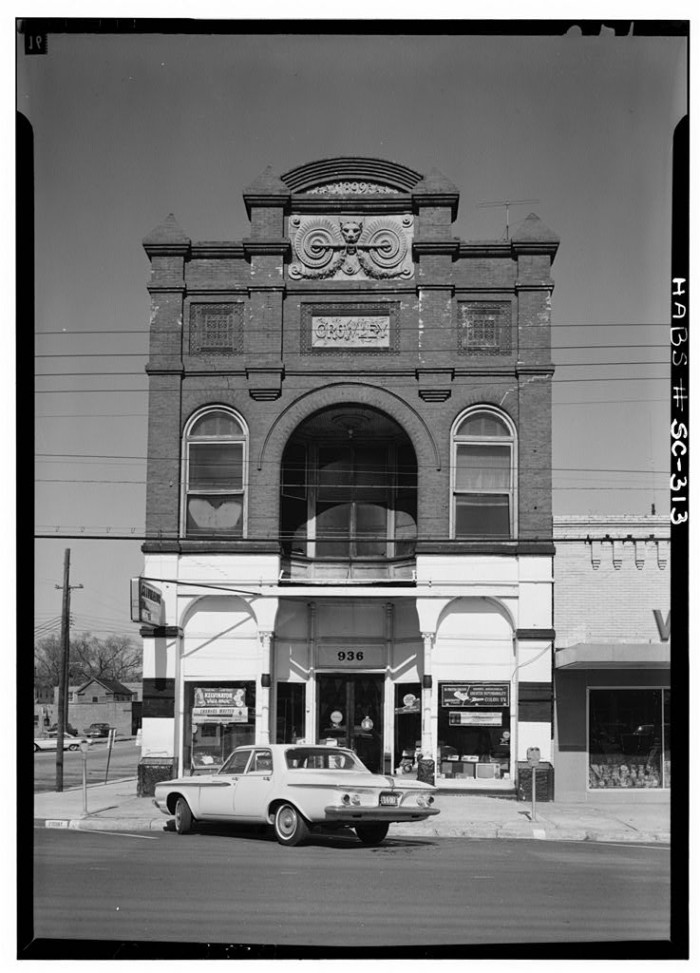 3. Georgetown - 936 Front Street in January 1963.
