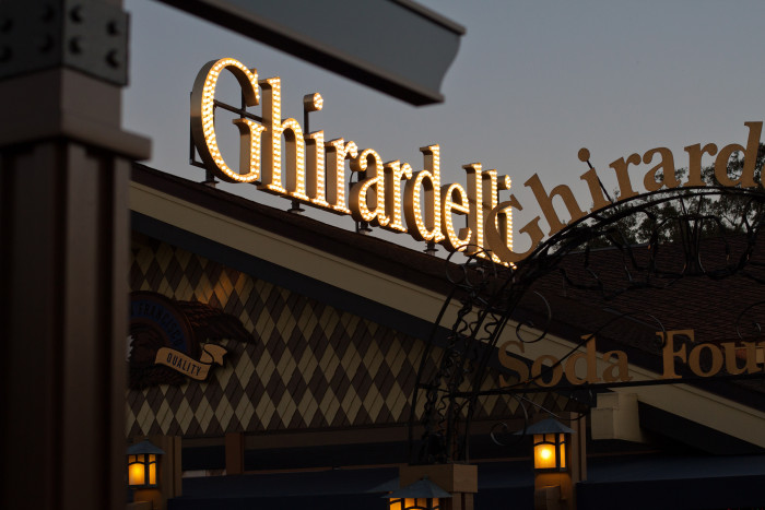 2. Ghirardelli Chocolate