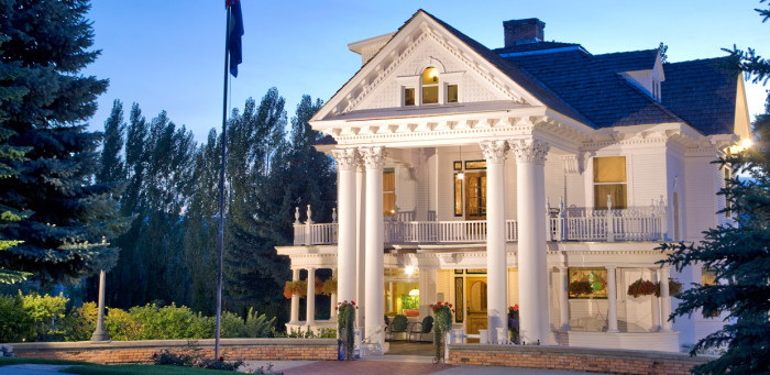 3. Gibson Mansion Bed & Breakfast, Missoula