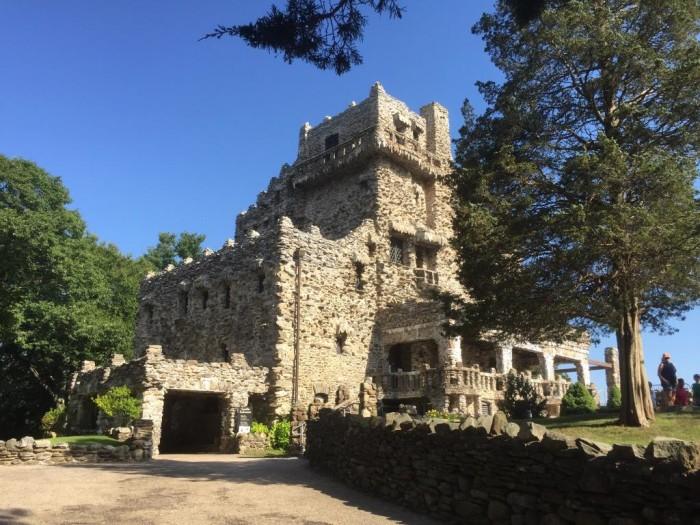 5. Gillette Castle State Park (East Haddam)