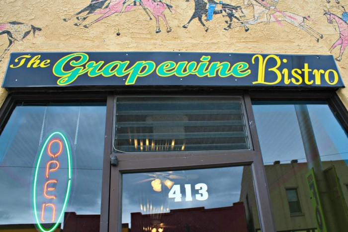 7. Grapevine Bistro,  413 N Broadway St Truth or Consequences