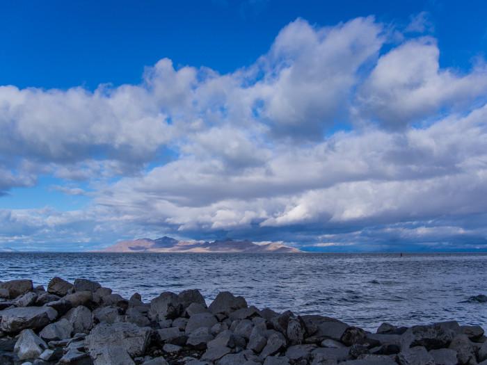 4. The Great Salt Lake