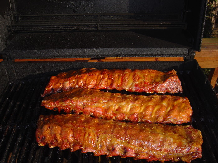 9. Buy a grill for your front or back yard.