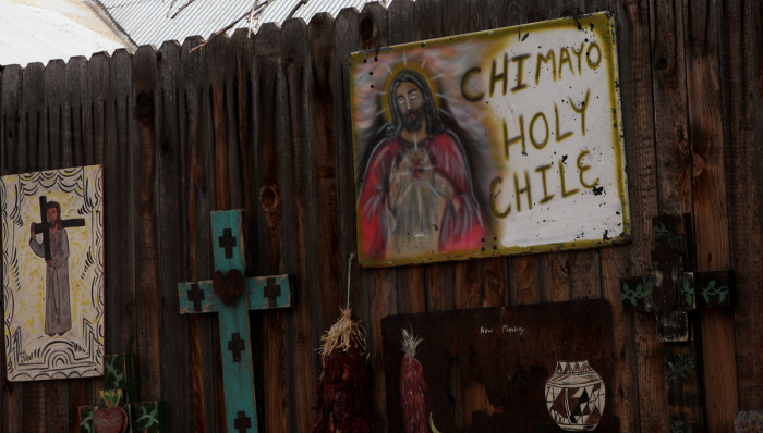 2. In New Mexico, chile is sacred.