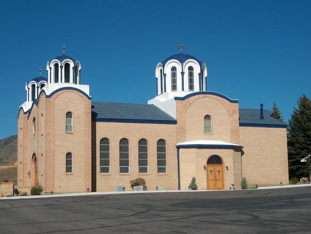 6. Holy Trinity Church, Butte