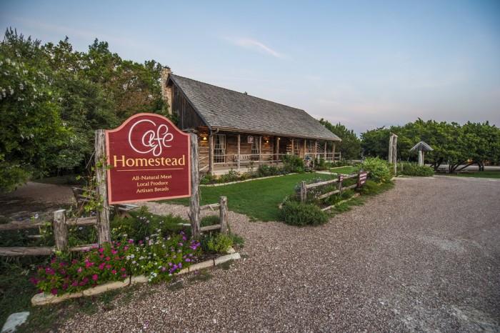 13. Cafe Homestead (Waco)