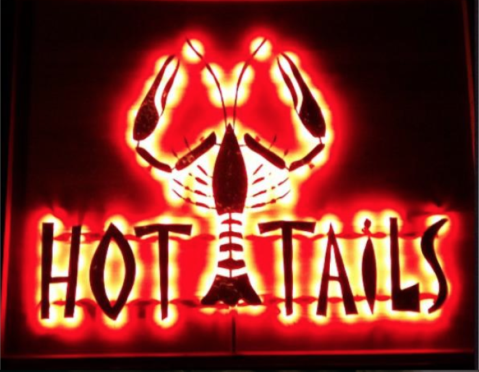 Day 2: Dinner- Hot Tails, 1113 Hospital Rd., New Roads, LA