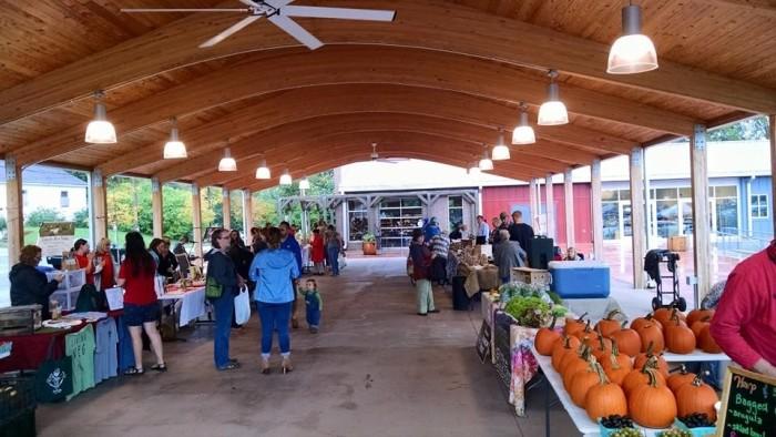 13 Seasonal Farmers Markets In South Carolina