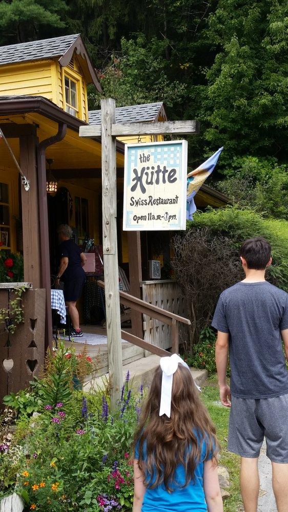 1. The Hutte Restaurant, Helvetia