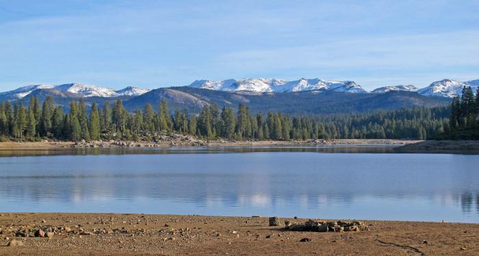 3. Ice House Reservoir - Pollock Pines