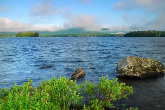 3. Umbagog Lake