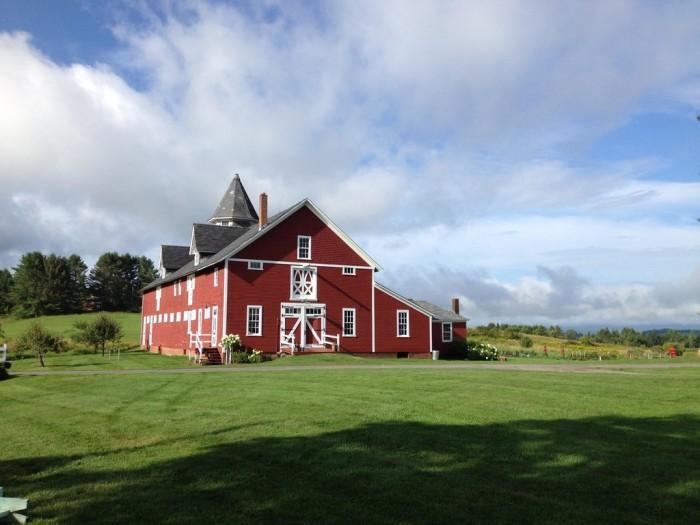 9.  The Inn At Mountain View Farm - Darling Hill Rd., East Burke