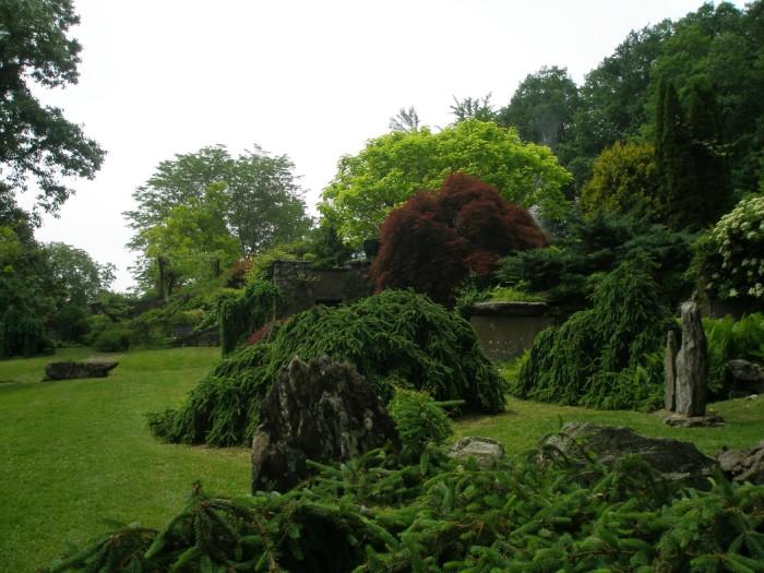 2. Innisfree Garden, Millbrook