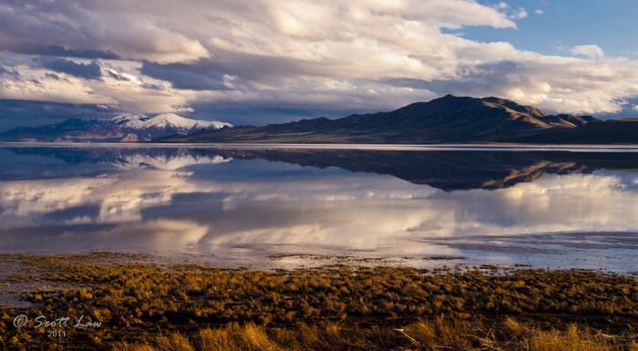 Antelope Island is 42  acres of beauty.