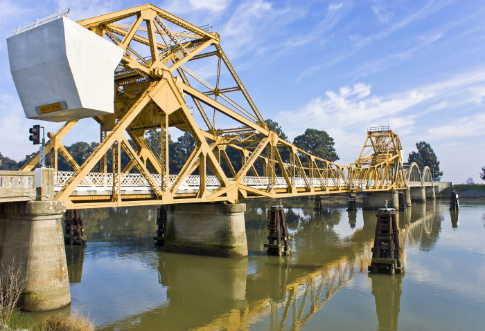 9. Isleton Bridge - Isleton