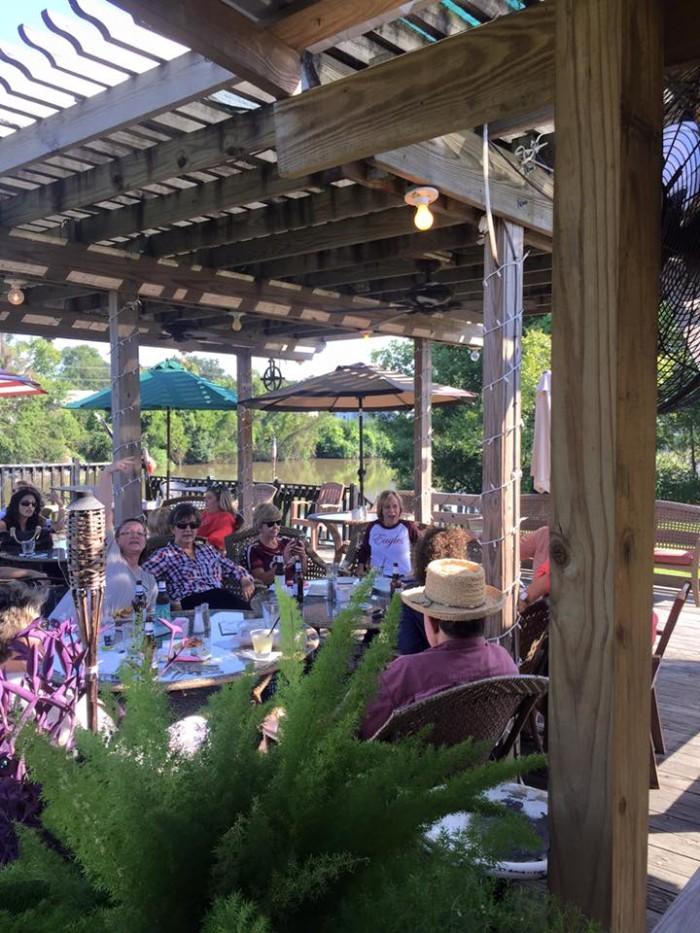 1. Riverfront, A Louisiana Grill, Abbeville, LA