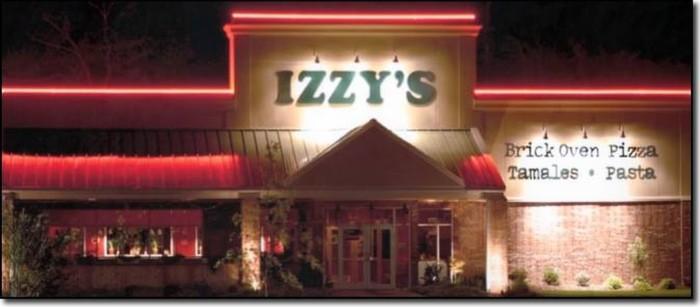 7. Izzy's