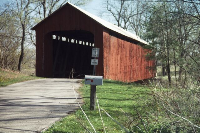 9. James Bridge - Jennings County
