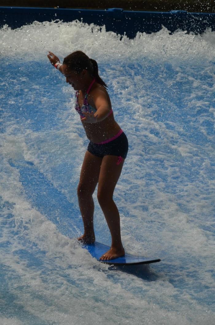 3.  Surf's up!