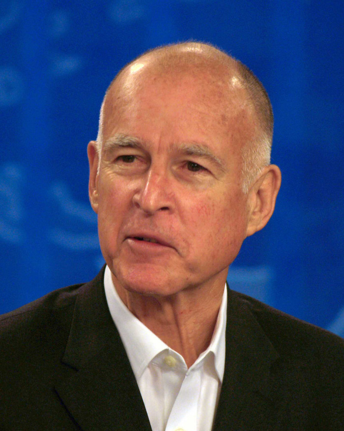 15. Jerry Brown