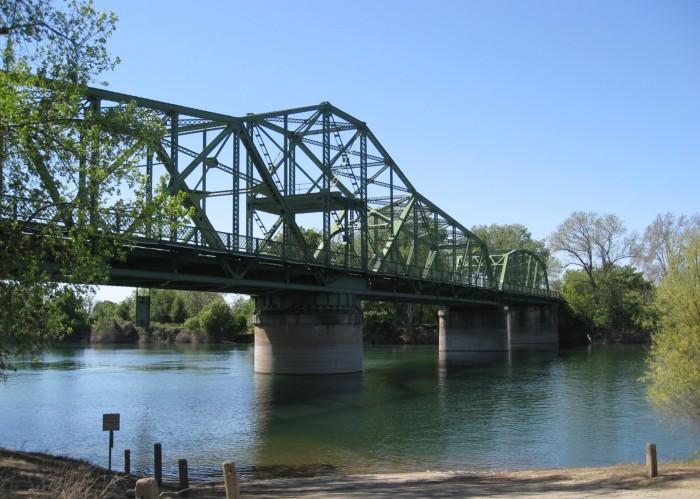 3. Jibboom Street Bridge - Sacramento